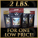 2 Pounds of Fresh Roasted Gourmet Coffee for Only $14.95 + SH!